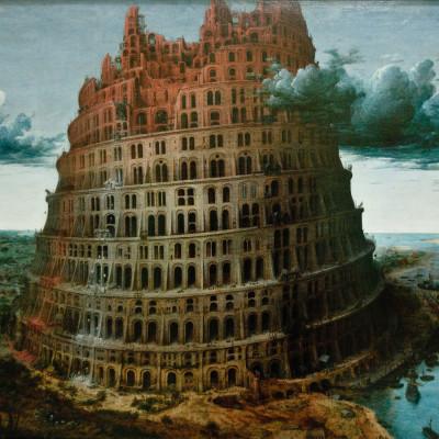 Torre di Babele, Bruegel