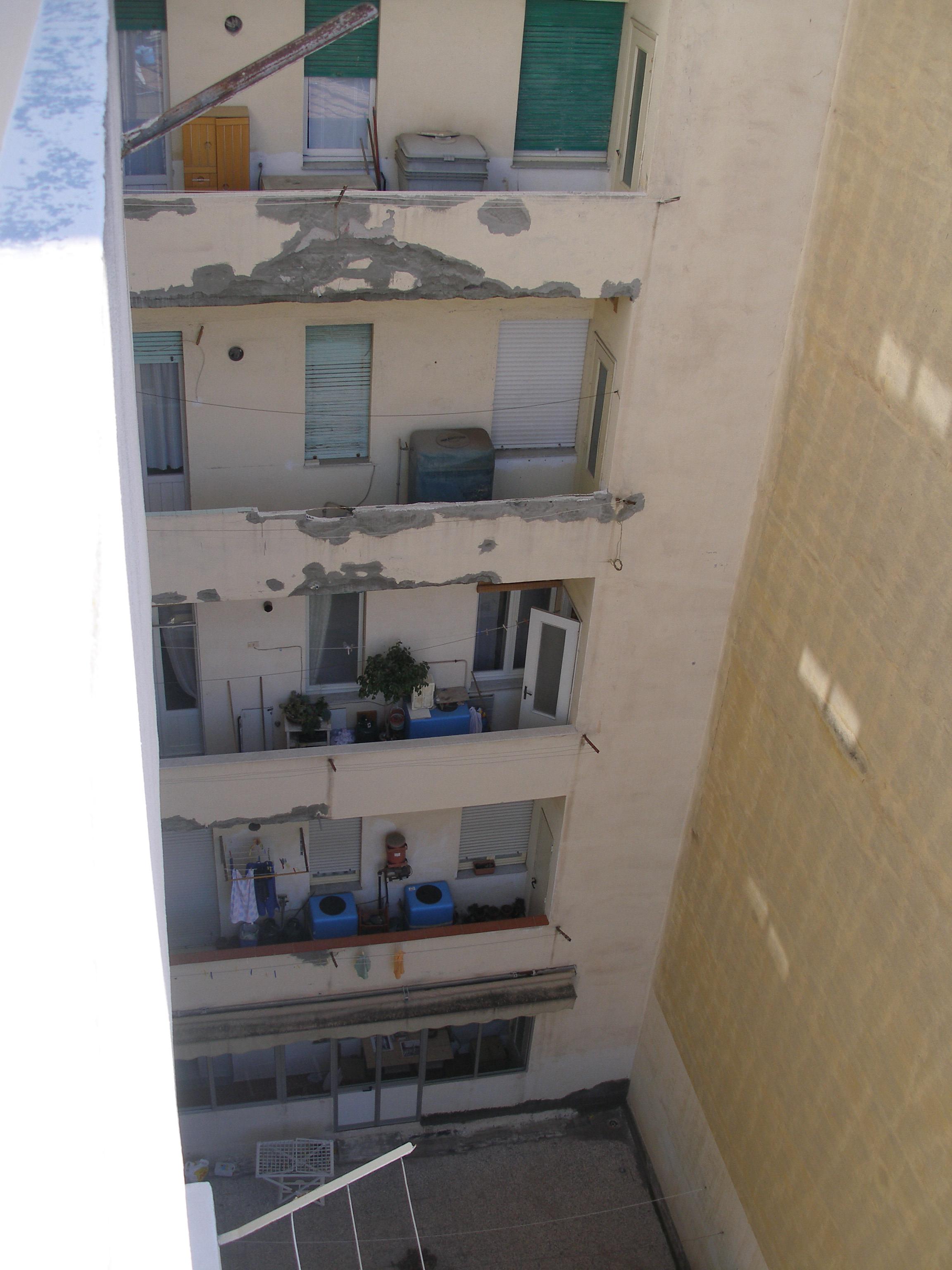 Condominio via palestrina ca tre emme service - Impermeabilizzazione scale esterne ...