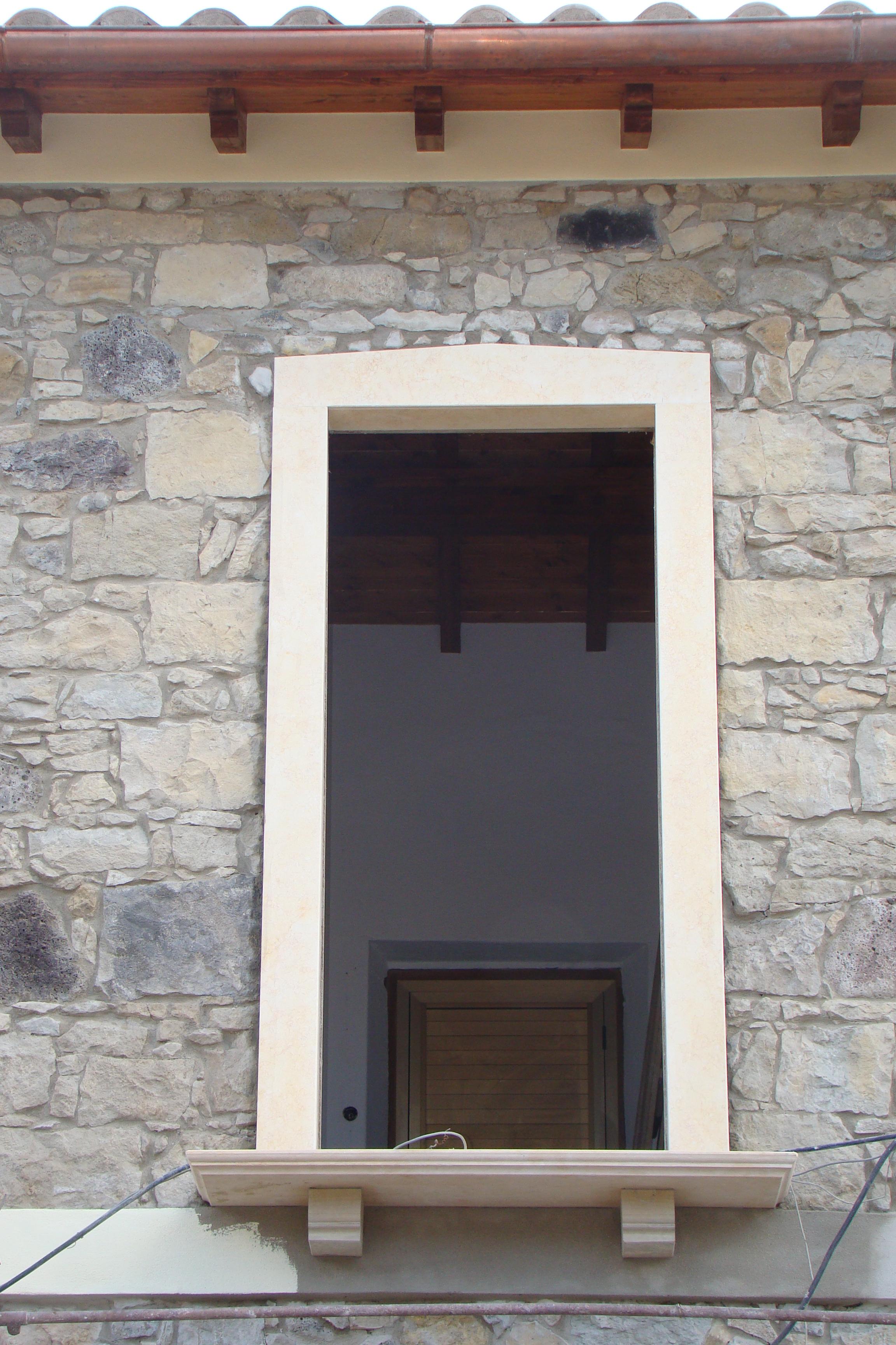 Particolari costruttivi tre emme service - Particolare costruttivo finestra ...