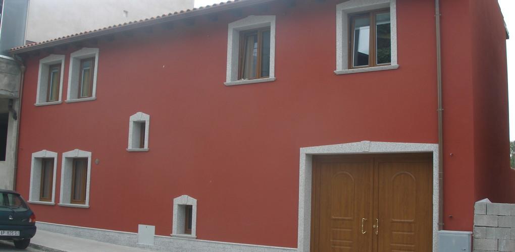 Casa unifamiliare sanluri vs tre emme service for Una casa di storia con seminterrato